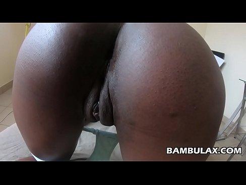 Xanas De Mulher Negra Mulata Pelada De Quatro